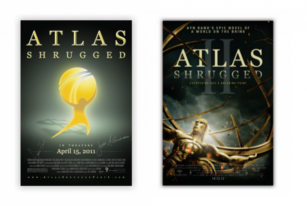 Atlas Shrugged Movie Posters