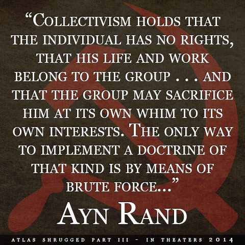collectivism enforced by the government Individualism and collectivism exam  a state of political disorder and violence due to the absence of a system of government anti  that, if enforced,.